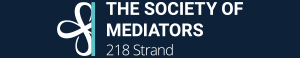 Logo for the Society of Mediators